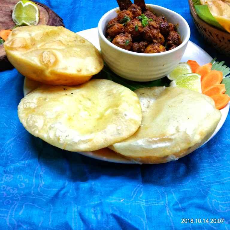 Photo of biulira Peas kachori by Ritam Guha at BetterButter