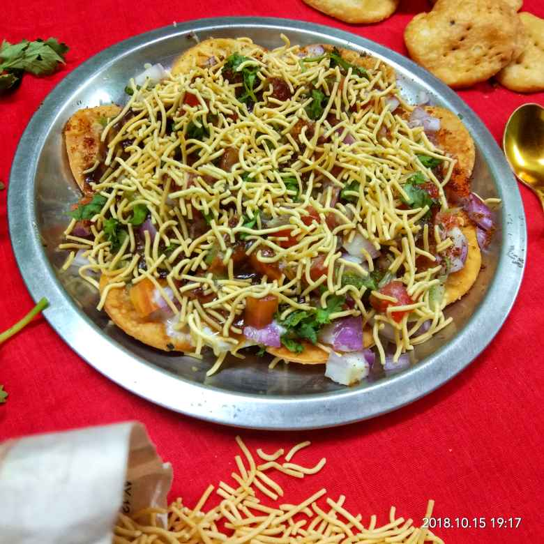 How to make Papri chat