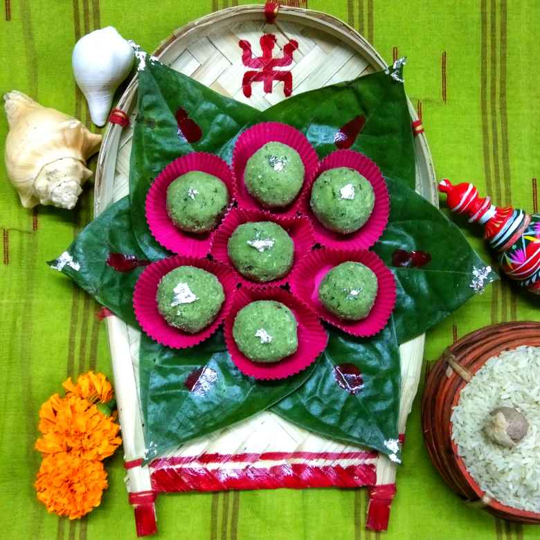 Photo of Shahi laddu-i paan by Ritam Guha at BetterButter