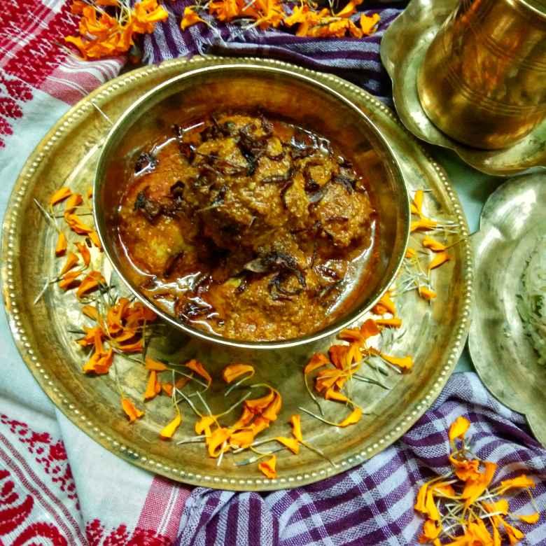 Photo of Kofte mein kofta by Ritam Guha at BetterButter
