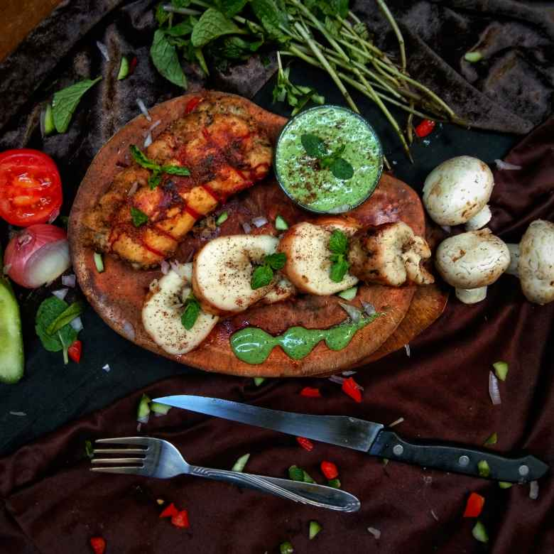 Photo of chicken roulade kebab by Ritam Guha at BetterButter