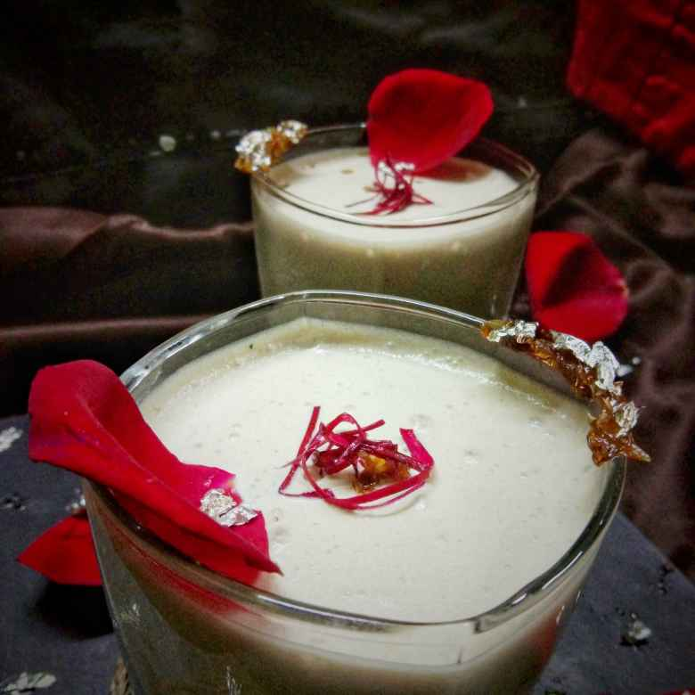 How to make Gulabjamun Mousse