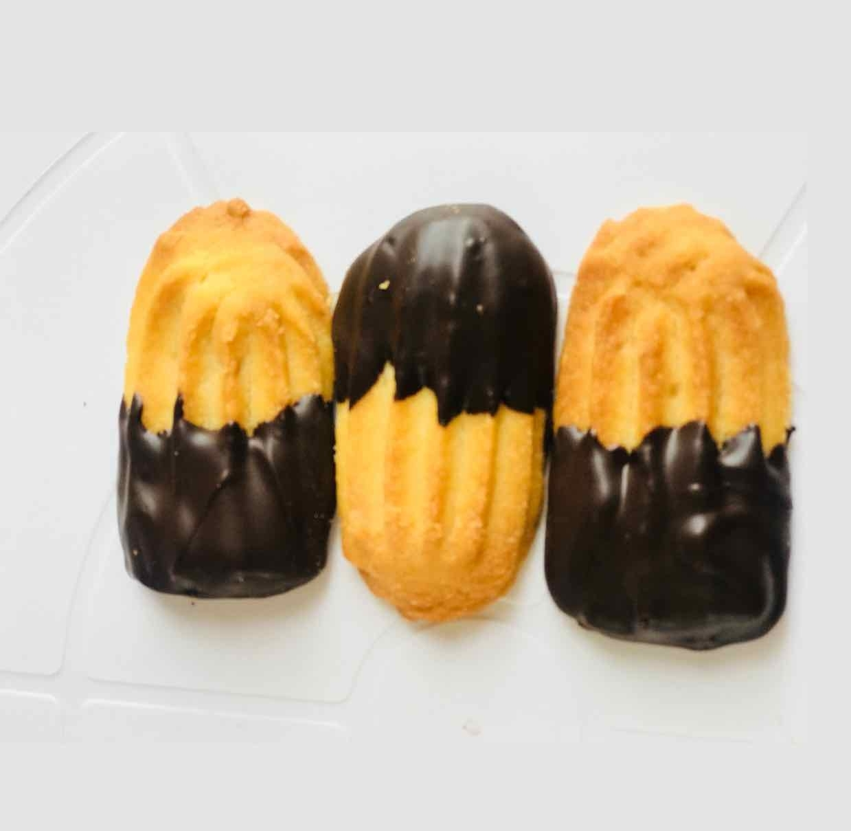 How to make Butter Viennese Finger Biscuit.