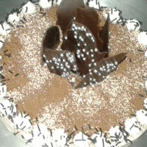 How to make Chocolate cheese cake
