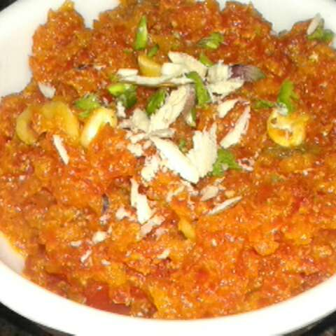 Photo of Quick Carrot Halwa by Rita Arora at BetterButter