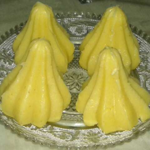 How to make Kesar Mawa Modak