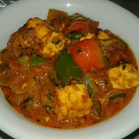 How to make Paneer tikka masala