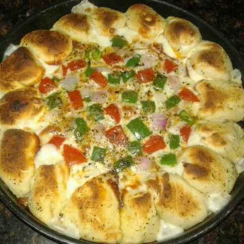 How to make Cheesy pizza bites