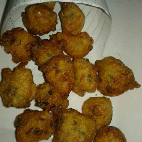 How to make Maida suji pakoda