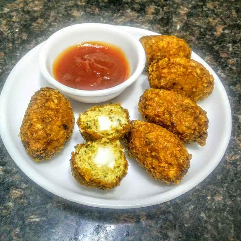 Photo of Cheese chicken balls by Rita Arora at BetterButter