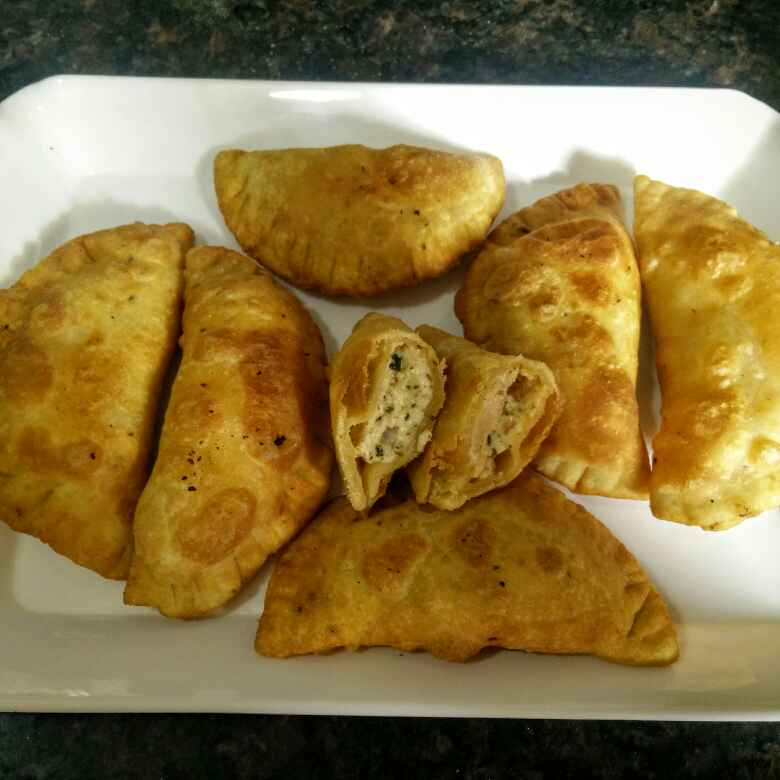 How to make Paneer Packets