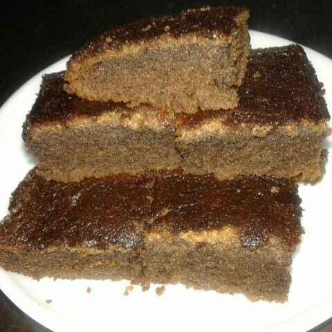 How to make Eggless Chocolate Brownies
