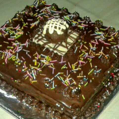 Photo of Chocolate Truffle Cake by Rita Arora at BetterButter