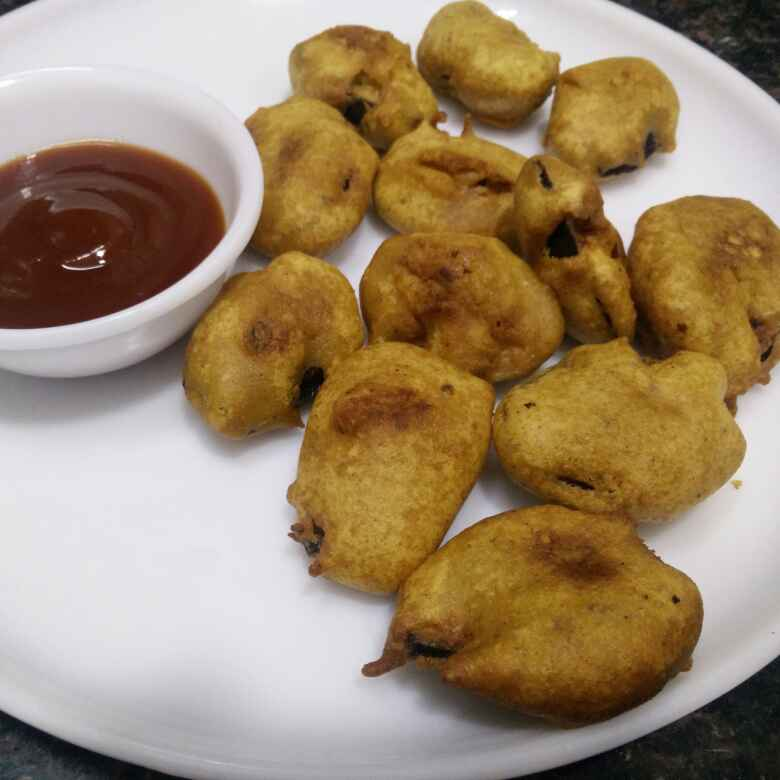 Photo of Eggplant Fritters by Rita Arora at BetterButter