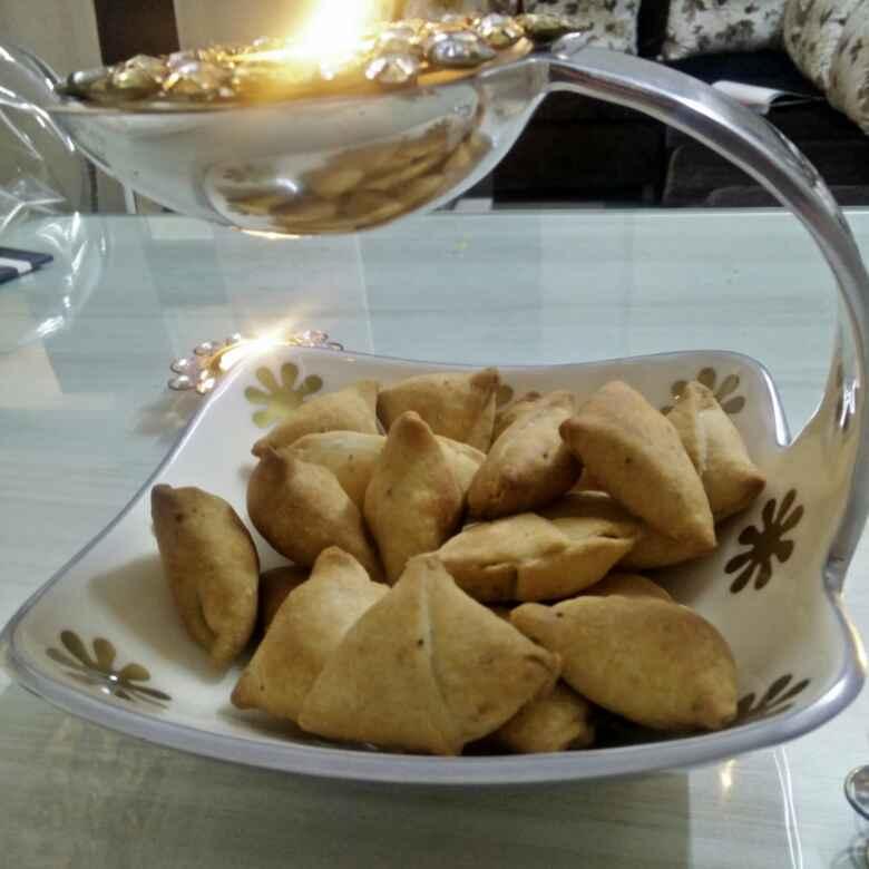 How to make Moong Dal Mini Samosa