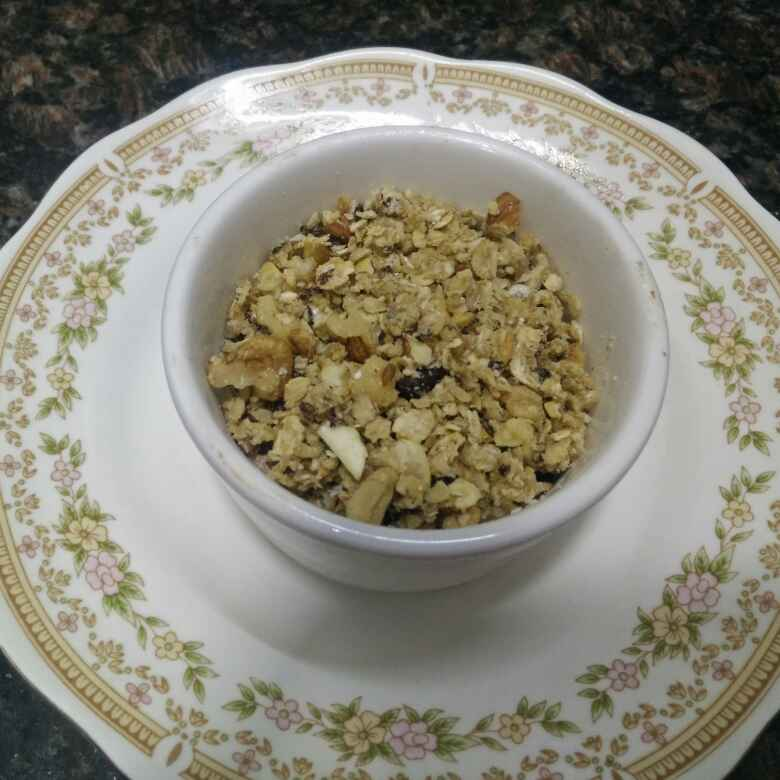 Photo of 2-Minutes Granola by Rita Arora at BetterButter