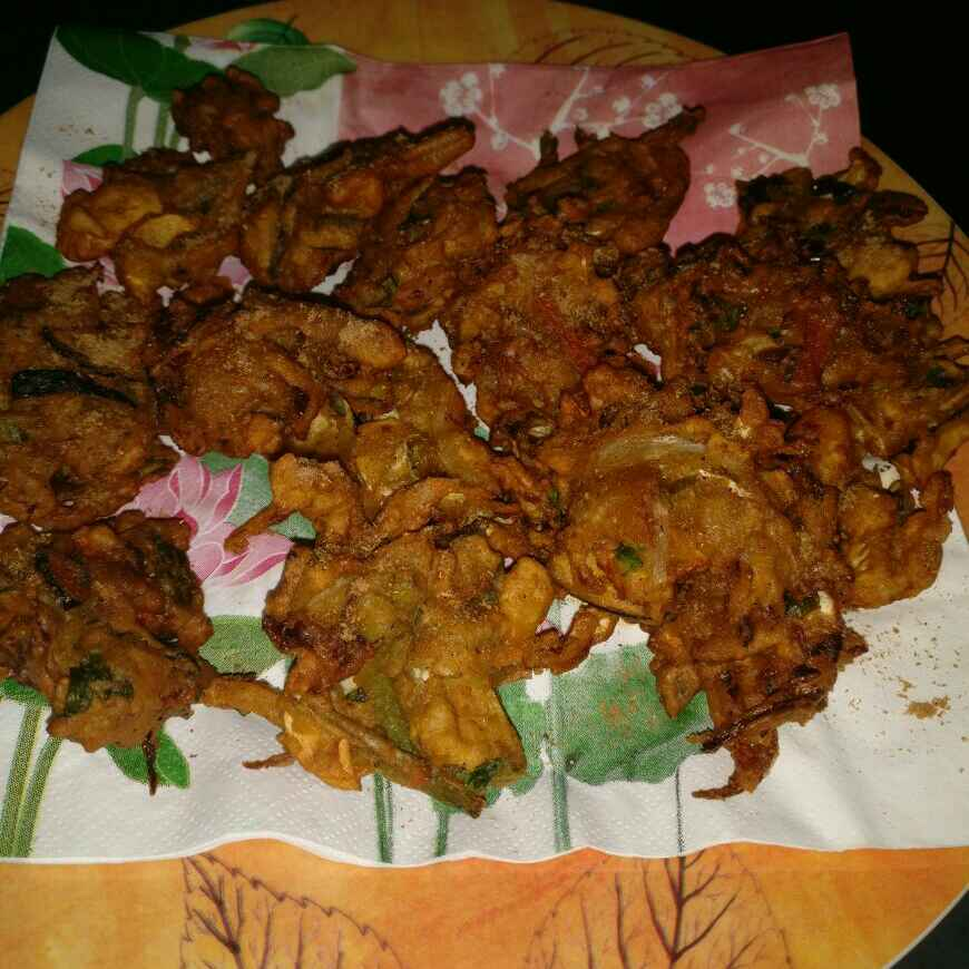 How to make Mix Vegetable Pakora