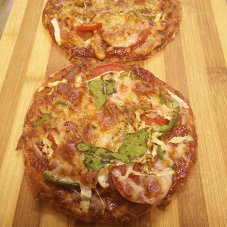 How to make Multi Grain Pizza
