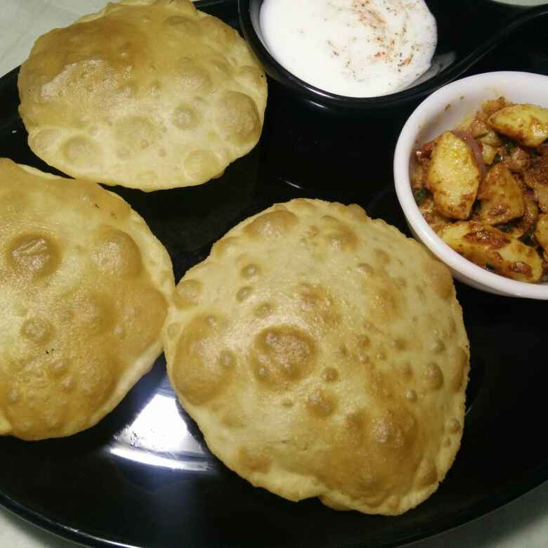 How to make Luchi