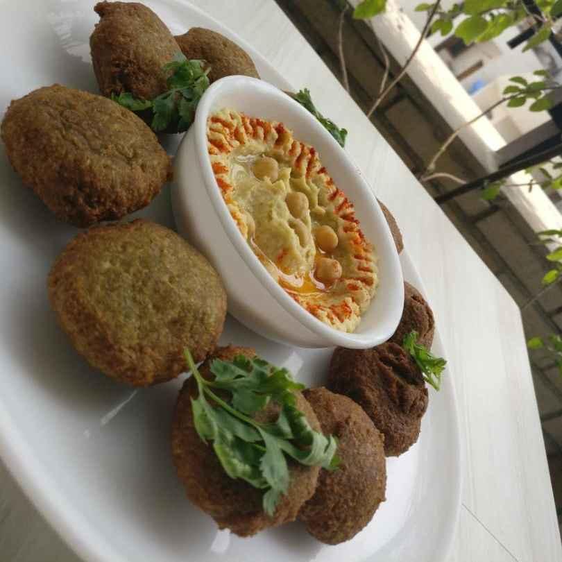 Photo of Falafel And Hummus by Rita Arora at BetterButter