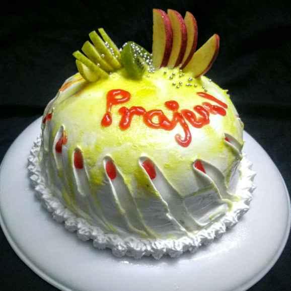 Photo of Pineapple fruit cake by Rita Arora at BetterButter