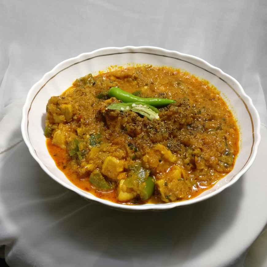 How to make Kadhai Chicken