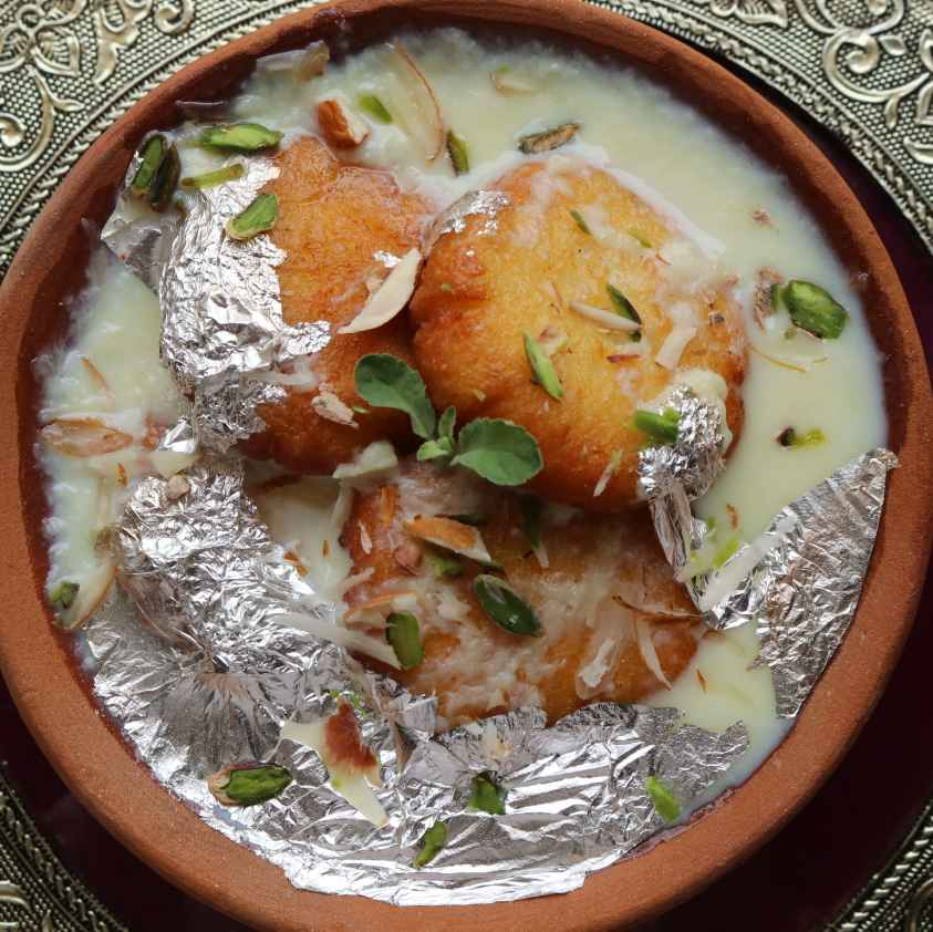How to make Rasabali