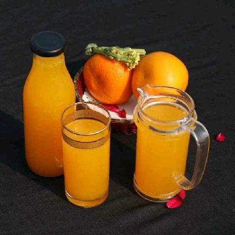 How to make Orange Squash