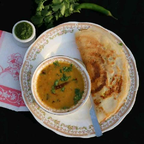 How to make Bread Masala Dosa