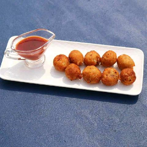 How to make Cheese Balls