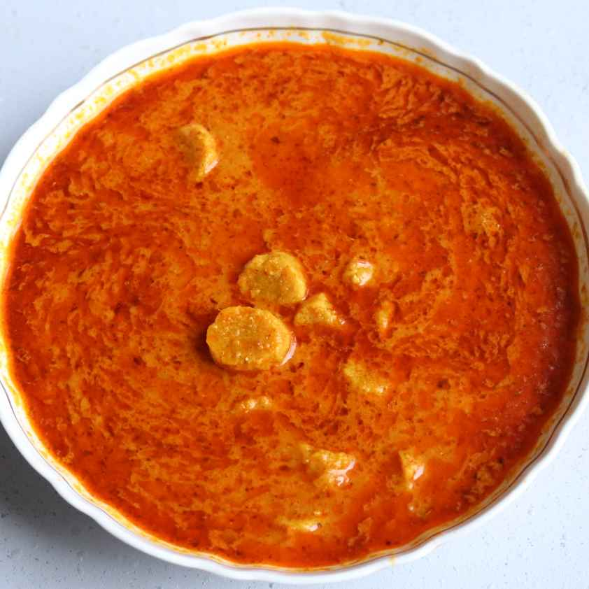 How to make Gatta curry