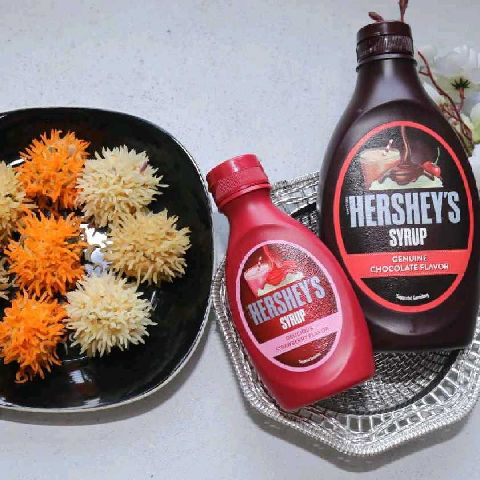 How to make Hershey's Chicken Flowers