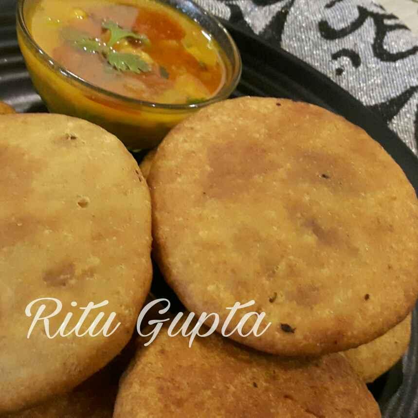 Photo of Pyaj kachori  by Ritu Gupta at BetterButter