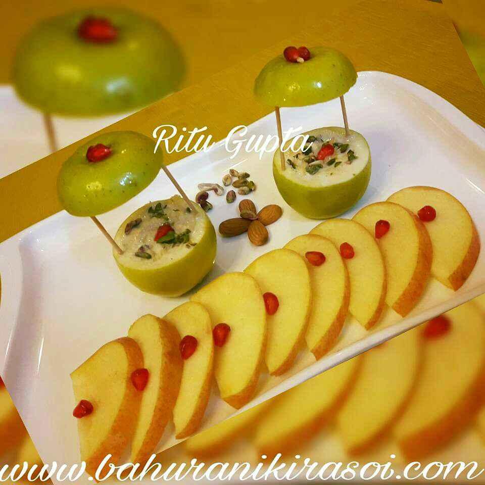 Photo of Instant apple rabdi by Ritu Gupta at BetterButter