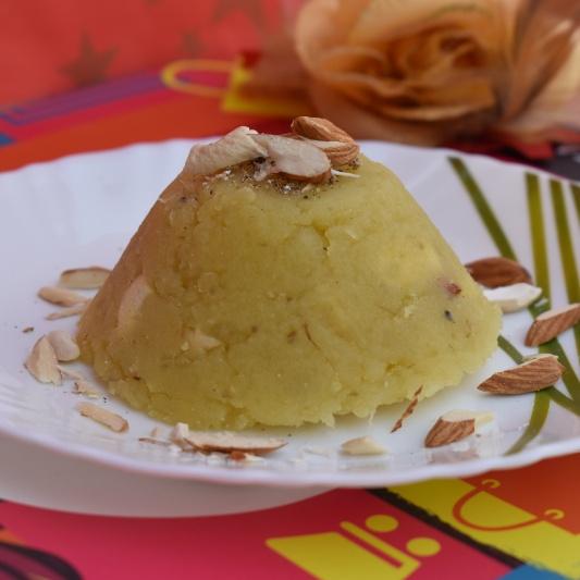 How to make Sweet Potato Halwa