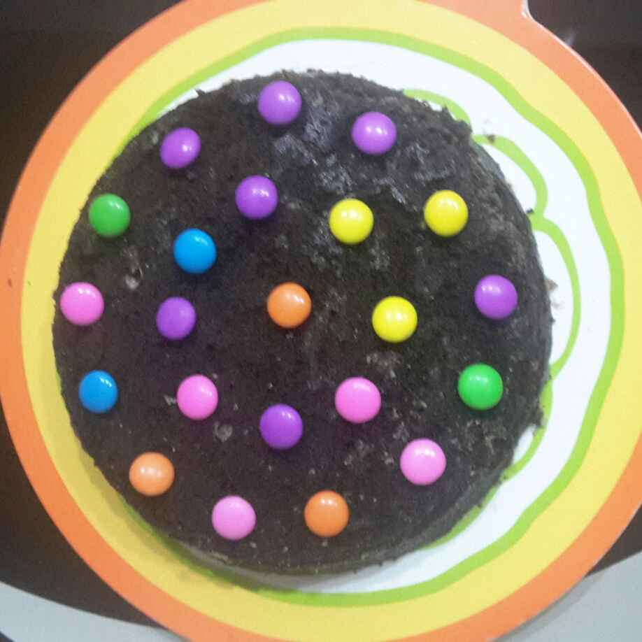 How to make Oreo Cake