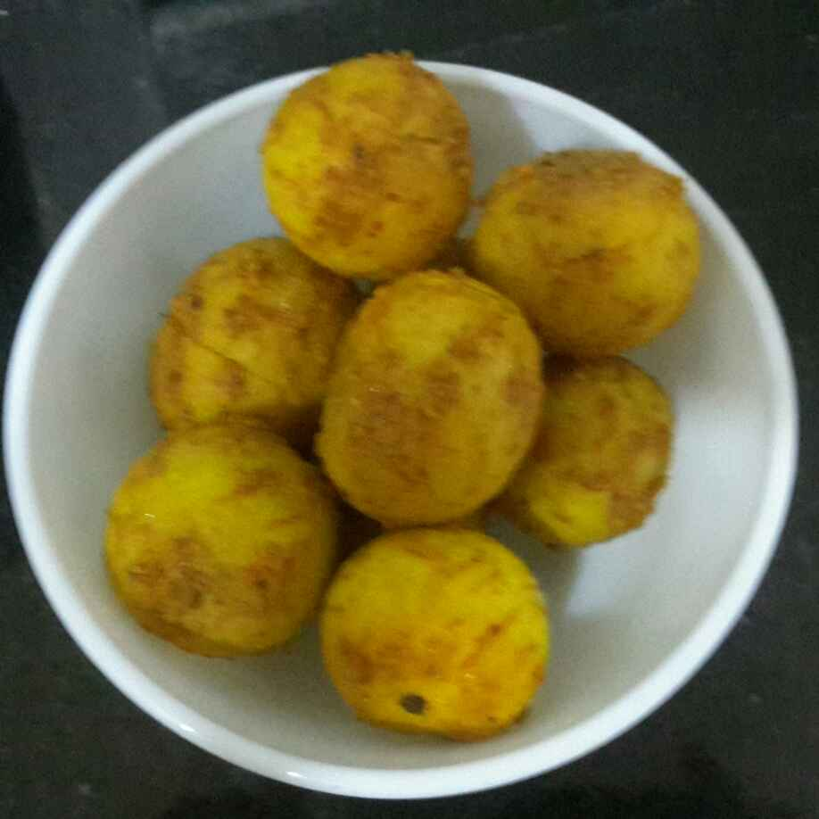 How to make Amla fry