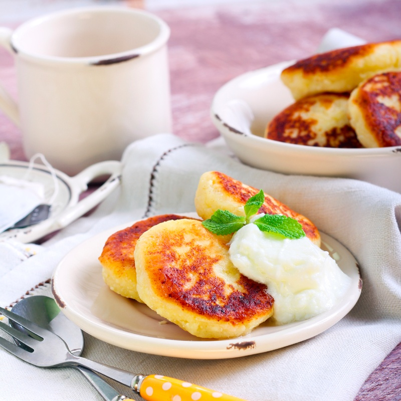Photo of Cottage Cheese Pancakes by Ritu Sharma at BetterButter