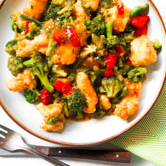 Photo of Chicken Stir fry with Vegetables by Ritu Sharma at BetterButter