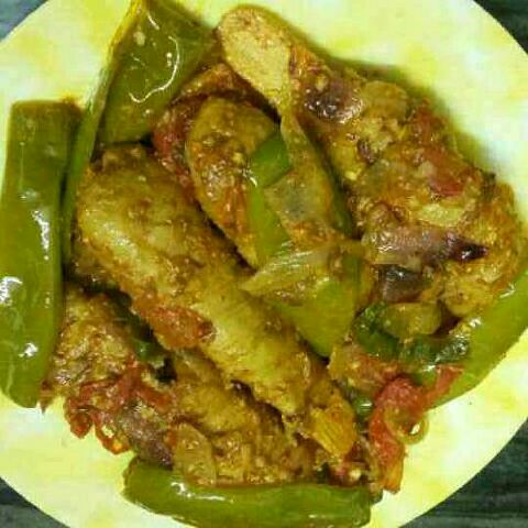 How to make Spicy Soya Chaap