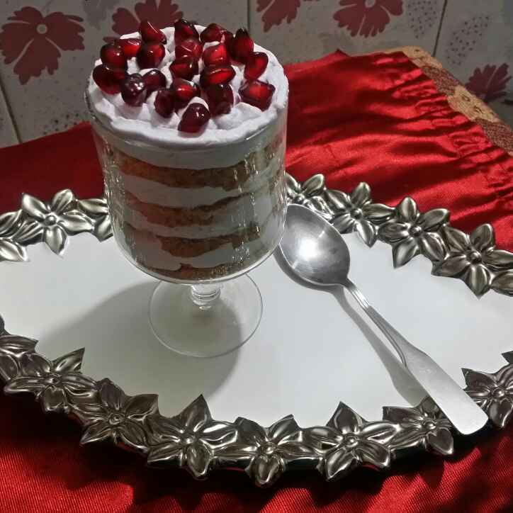 Photo of Pomegranate delight by Riya Dhiman at BetterButter