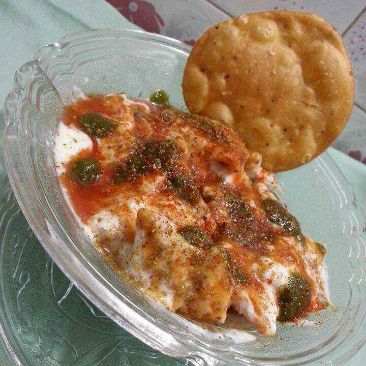 How to make Dahi papdi chat