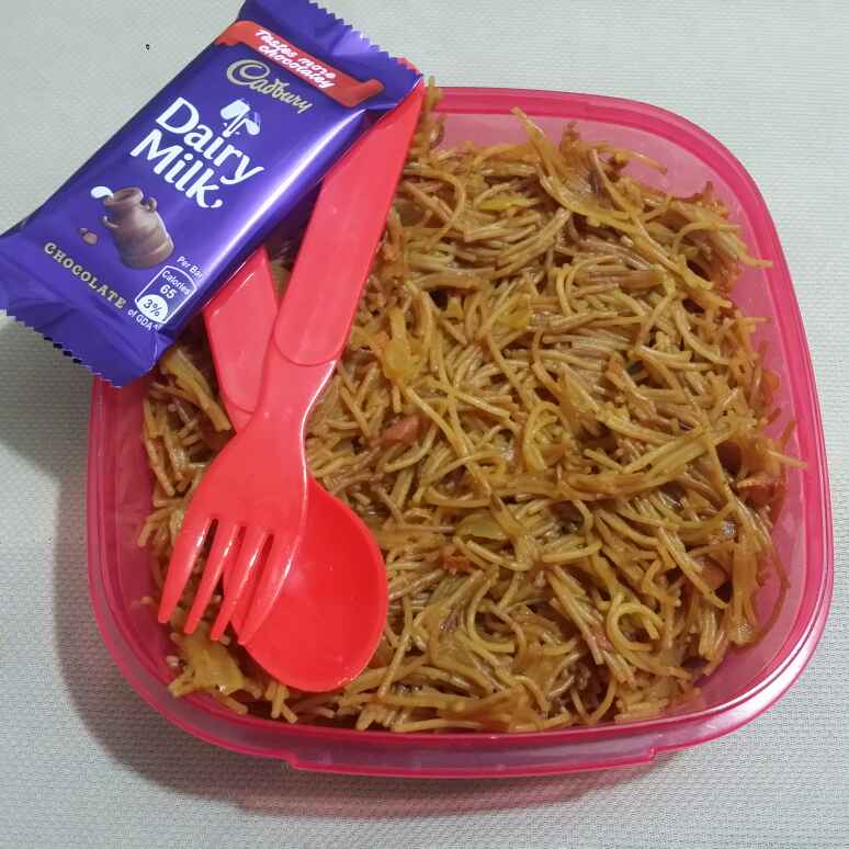 How to make Vermicelli Pulao