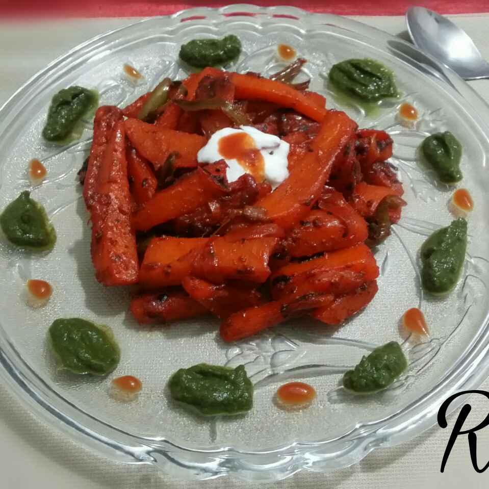 Photo of Honey chilli potatoes by Riya Dhiman at BetterButter