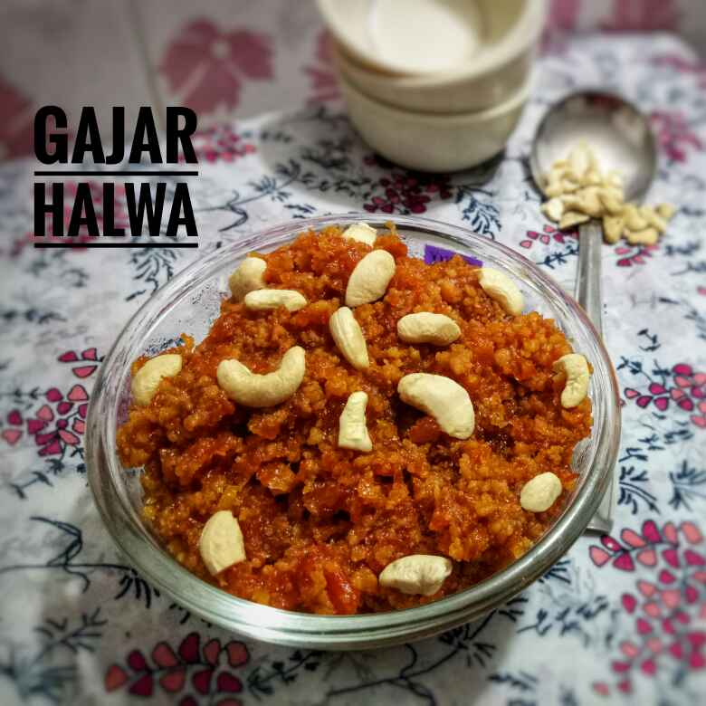 How to make Gajar ka halwa