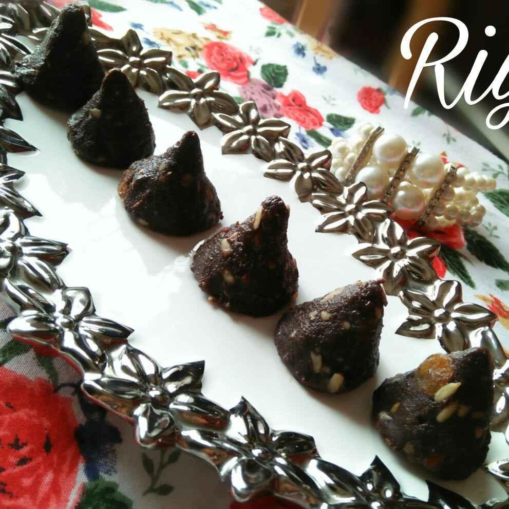 Photo of Chocolate modak by Riya Dhiman at BetterButter