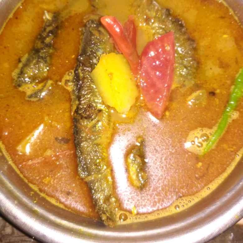 Photo of Tangra fish jhal by Riya Ghorai at BetterButter
