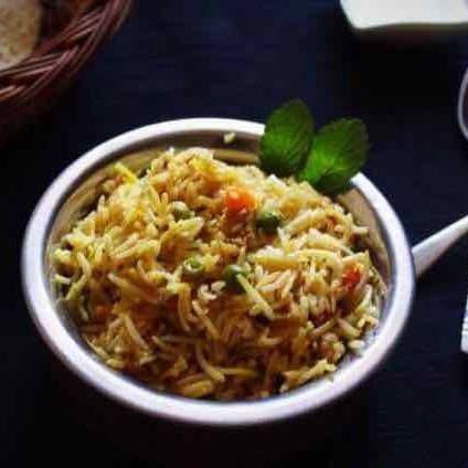 How to make Mughlai Vegetable Dum Biryani