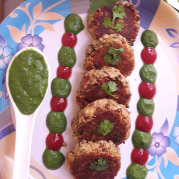 How to make Shami kabab