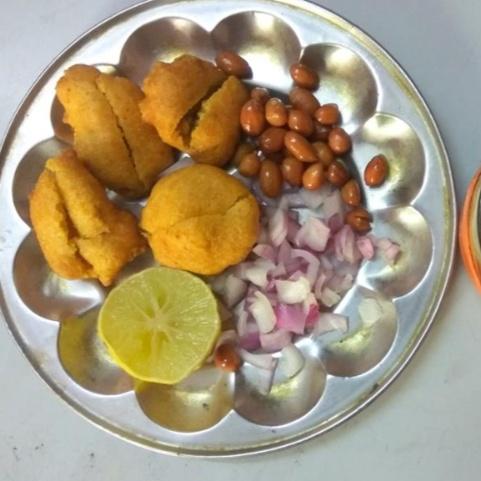 Photo of Vaamu Aaku Bajji by Sree Vaishnavi at BetterButter